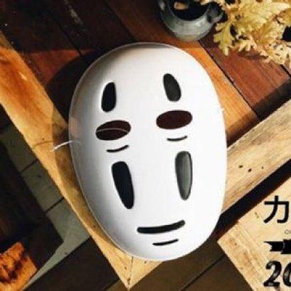 หน้ากาก คาโอนาชิ No Face Mask ผีไร้หน้า